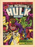 Hulk Comic 52