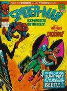 Spider-Man Comics Weekly 126