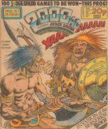 2000 AD prog 357 cover