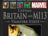 Captain Britain and MI13: Vampire State Vol 1 1