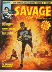 Savage Action 1