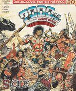 2000 AD prog 332 cover