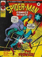 Spider-Man Comics Weekly 124