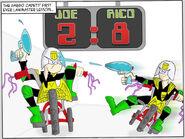 Joe Rico fan art