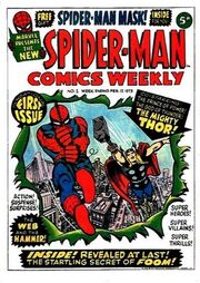 Spider-Man Comics Weekly -1