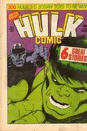 Hulk comic 6