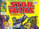 Star Wars Weekly Vol 1 2