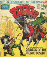 2000 AD prog 234 cover