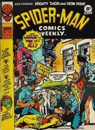 Spider-Man Comics Weekly 130