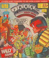 2000 AD prog 390 cover