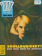 2000 AD prog 643 cover