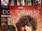 Doctor Who Magazine Vol 1 550