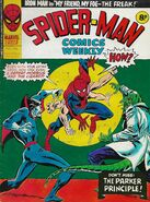 Spider-Man Comics Weekly 143