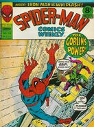 Spider-Man Comics Weekly 134