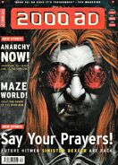 2000 AD prog 1102 cover