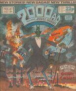 2000 AD prog 387 cover
