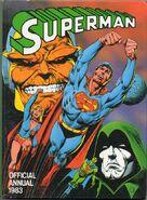 Superman annual 1983