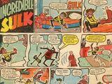 The Incredible Sulk