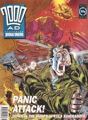 2000 AD prog 785 cover