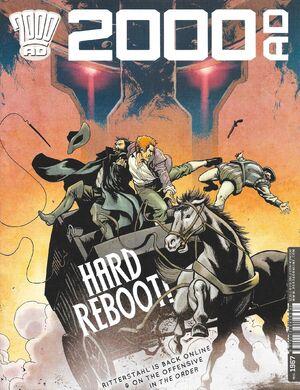 2000 AD prog 1967 cover