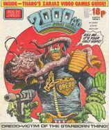 2000 AD prog 310 cover