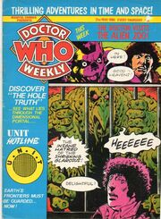 Dr Who Weekly 32