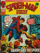 Spider-Man Comics Weekly 150