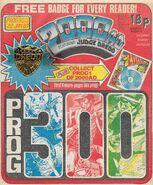 2000 AD prog 300 cover