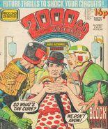 2000 AD prog 240 cover