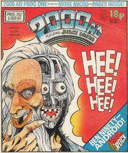 2000 AD prog 302 cover