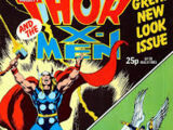 Thor and X-Men Vol 1
