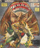 2000 AD prog 345 cover