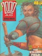 2000 AD prog 582 cover