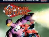 Captain Britain (Panini TPB's) Vol 1 5
