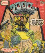 2000 AD prog 221 cover