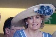 Sophie Rhys-Jones Day 2, 2009