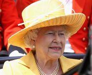Elizabeth II Day 1, 2009