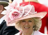 Camilla Parker-Bowles Day 2, 2009