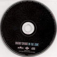 In the Zone CD