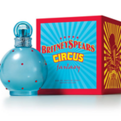 Circus Fantasy Bottle With Box