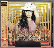 Blackout Japanese Cover