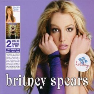 ...Baby One More Time/Oops!... I Did It Again CD of The 2 Original Albums
