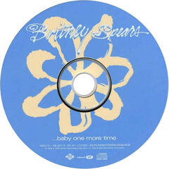 CD disc (International)