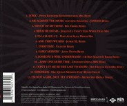 B In the Mix the Remixes Back Cover