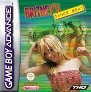 Britney's Dance Beat Game Boy Advance