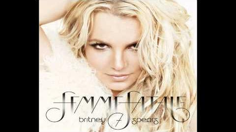 Britney Spears - Big Fat Bass (Audio)