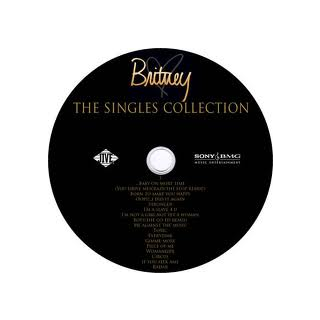The Singles Collection Disc
