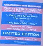 BOMT Pink Vinyl Sticker