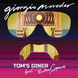 Tom's Diner cover