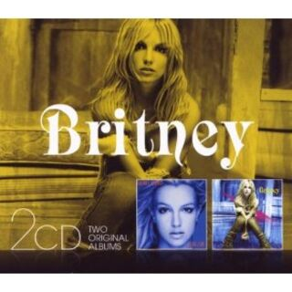 In The Zone/Britney CD Of The 2 Original albums